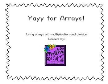 Yayy for Arrays