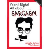Yeah Right! - Sarcasm