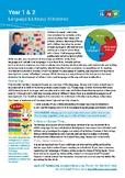 Year 1 & 2 Language and Literacy Developmental Milestones