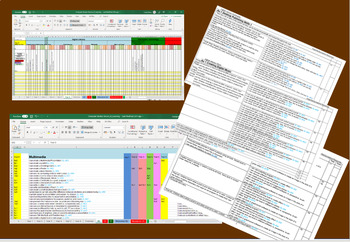 Computing  Annual Planning/Assessment Record.Skills Ladder & E-Safety resources.