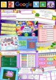 Year 1 Addition and Subtraction Smart Notebook and Unit of Work Bundle 3
