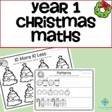 Year 1 Christmas Maths Activities