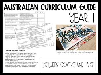 Year 1 Curriculum Booklet