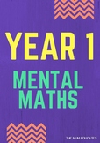 Year 1 Daily Revision Mental Maths Book