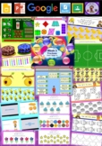 Year 1 Fractions Smart Notebook and Unit of Work Bundle 2
