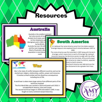 Year 2 HASS Earth Unit - Geography Australian Curriculum