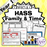 Year 1 HASS Family and Time Unit- History