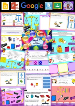 Year 1 Mass Smart Notebook and Unit of Work Bundle 2