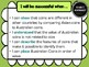 Year 1 Mathematics – Number & Algebra Learning Goals & Success Criteria Posters