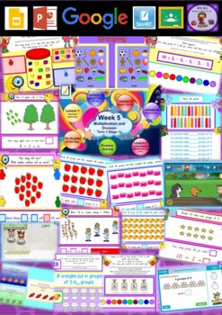 Year 1 Multiplication and Division Smart Notebook and Unit of Work Bundle 2