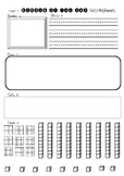 Year 1 Number of the Day Worksheet