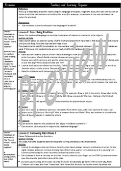 Year 1 Position Smart Notebook and Unit of Work Bundle 1