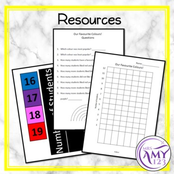 Year 1 Statistics Australian Curriculum Maths Program