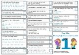 Year 1 (UK) Writing Self-Assessment Checklist