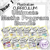 Year 1 Ultimate Maths Program Bundle- Australian Curriculum