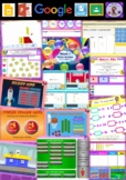 Year 1 Whole Number Smart Notebook and Unit of Work Bundle 3