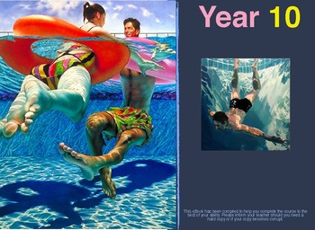 Year 10 Bundle-Painting Focus