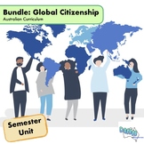 Year 10 Geography Bundle - Global Citizenship (Human Wellbeing)