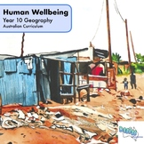 Year 10 Geography - Human Wellbeing