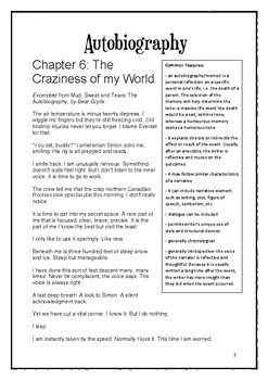 Year 11/12 ATAR English- Interpretive Texts and How to Write Them