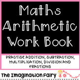 Year 2 Arithmetic Maths Booklet