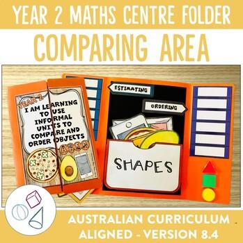 Australian Curriculum Area Math Centre Activity Folder Bundle