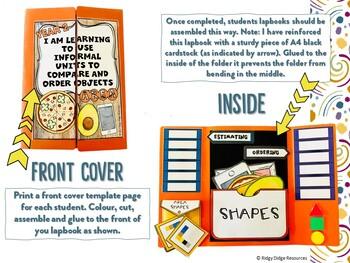 Year 2 Australian Curriculum Area Math Centre Activity Folder