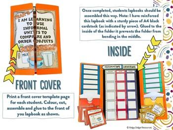 Year 2 Australian Curriculum Capacity Math Centre Activity Folder