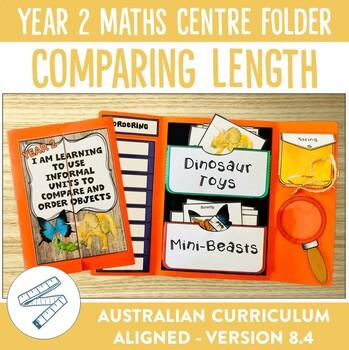 Year 2 Australian Curriculum Length Math Centre Activity Folder
