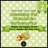 Year 2 Australian Curriculum Maths Assessment Part A Numbe