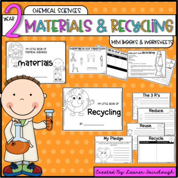 Year 2 Chemical Science. Materials and Recycling