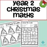 Year 2 Christmas Maths Activities