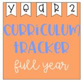 Year 2 Curriculum Tracker