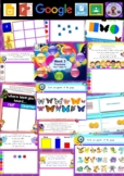 Year 2 Fractions Smart Notebook and Unit of Work Bundle 1