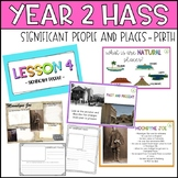 Year 2 HASS - Significant people and places - WA