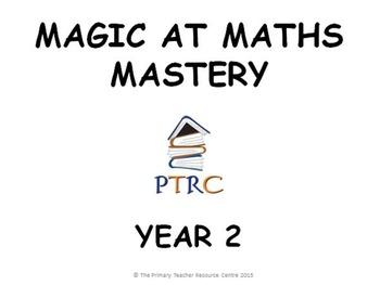 Year 2 Magic at Maths - Mastery pack
