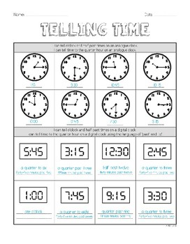 Year 2 Mathematics Assessment | TIME