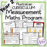 Year 2 Measurement Australian Curriculum Maths Program