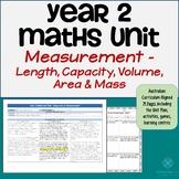 Year 2 Measurement Program - Length, Capacity, Volume, Are