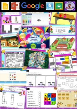 Year 2 Position Smart Notebook and Unit of Work Bundle 2