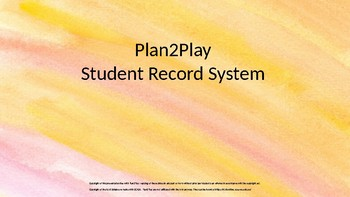 Year 2 Student Record System