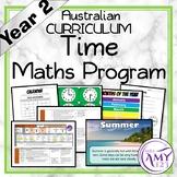Year 2 Time Australian Curriculum Maths Program