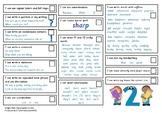 Year 2 (UK) Writing Checklist