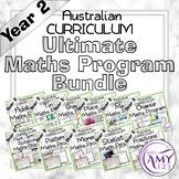 Year 2 Ultimate Maths Program Bundle- Australian Curriculum