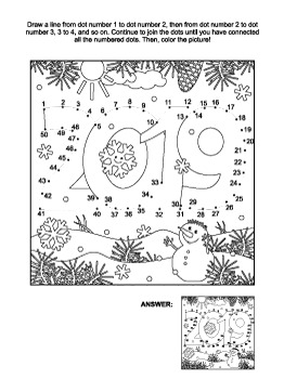 Year 2019 Connect the Dots and Coloring Page, CU