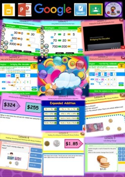 Year 3 & 4 Addition and Subtraction Smart Notebook and Uni