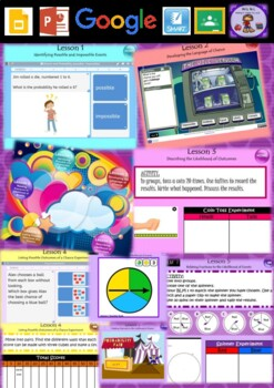 Year 3 & 4 Chance Smart Notebook and Unit of Work Bundle 1