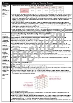 Year 3 & 4 Volume and Capacity Smart Notebook and Unit of Work Bundle 3