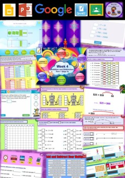 Year 3 Addition and Subtraction Smart Notebook and Unit of Work Bundle 2
