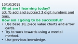 Year 3 Addition and Subtraction - Whole Week of Lessons (W